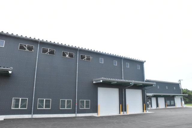 精米工場外観2
